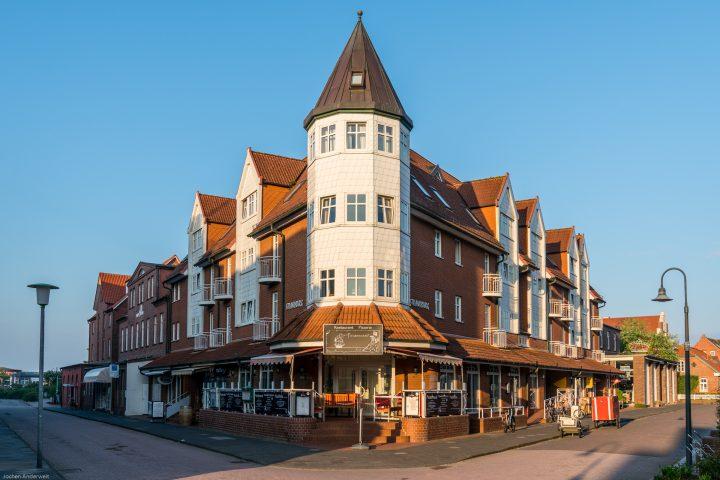 Inselresidenz Strandburg Juist mit der Ferienwohnung App. 201 Juist-Traum