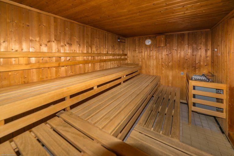 Sauna in der Inselresidenz Strandburg Juist
